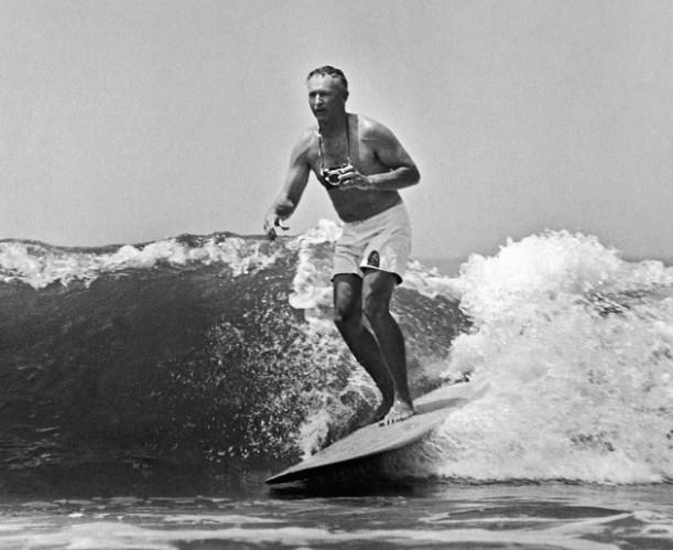 Leroy Grannis. Sus dos pasiones juntas, Surf y Fotografía.
